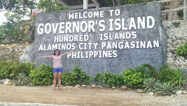 Governor's Island, Hundred Islands, Alaminos Pangasinan