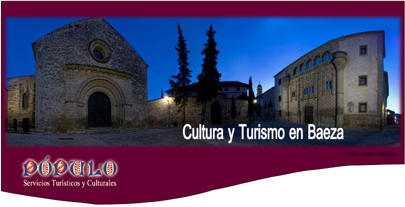 VISITAS GUIADAS A BAEZA (POPULO)