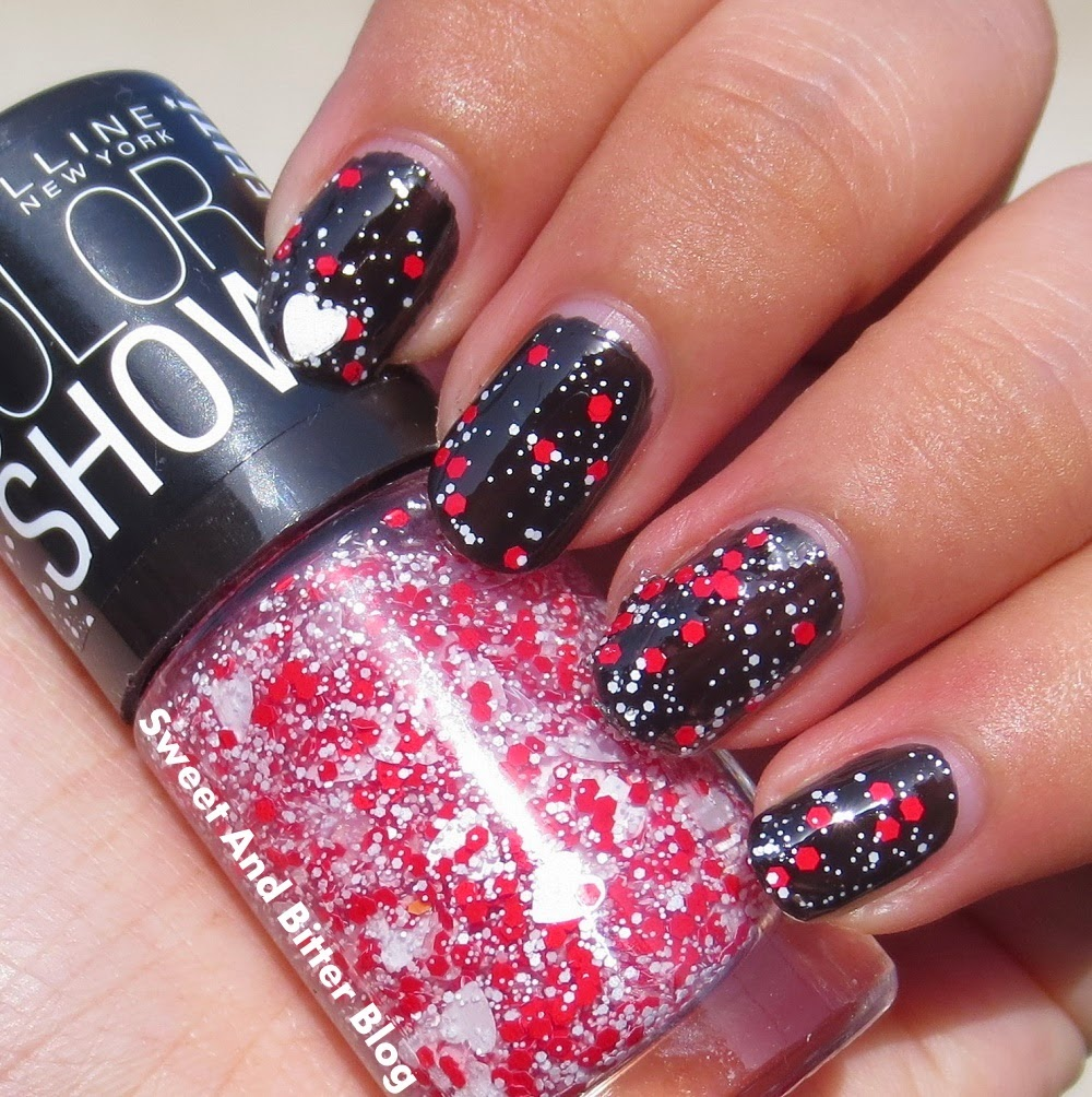 9 Maybelline Color Show GO GRAFFITI Nail Polish Swatches | Sweet and ...