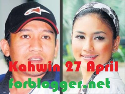 Fasha Sandha dan Jejai kahwin