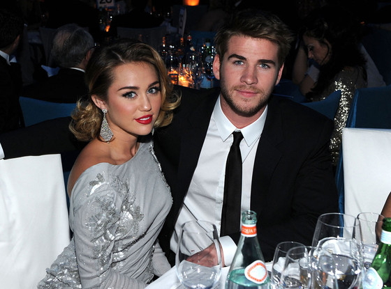 Miley Cyrus Husband Liam hemsworth 2013