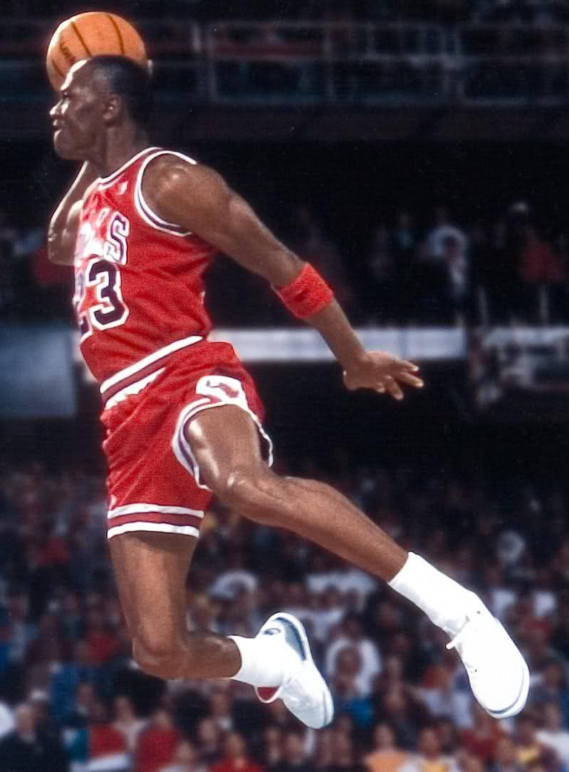 How Michael Jordan Changed Sport Forever