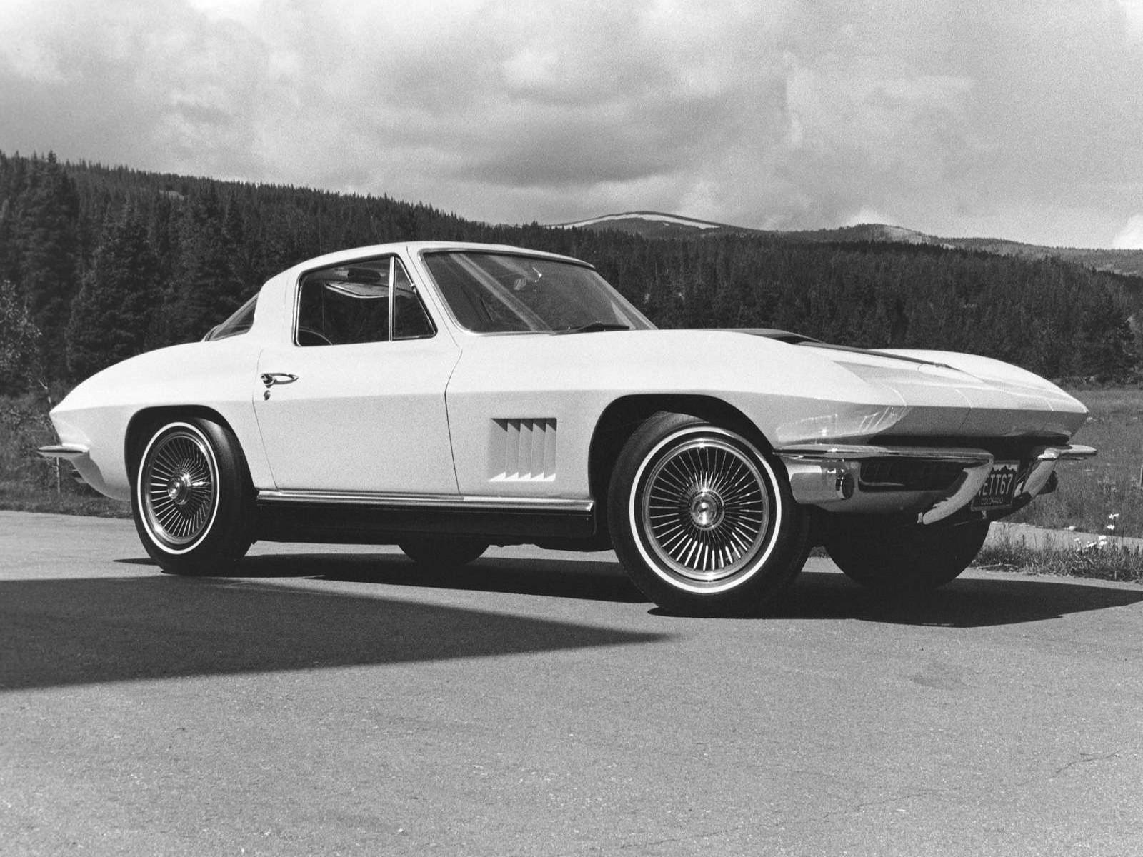 experts auto cars: Chevrolet Corvette second generation