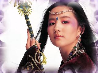 Crystal Liu Yi Fei (劉亦菲) Wallpaper HD 52
