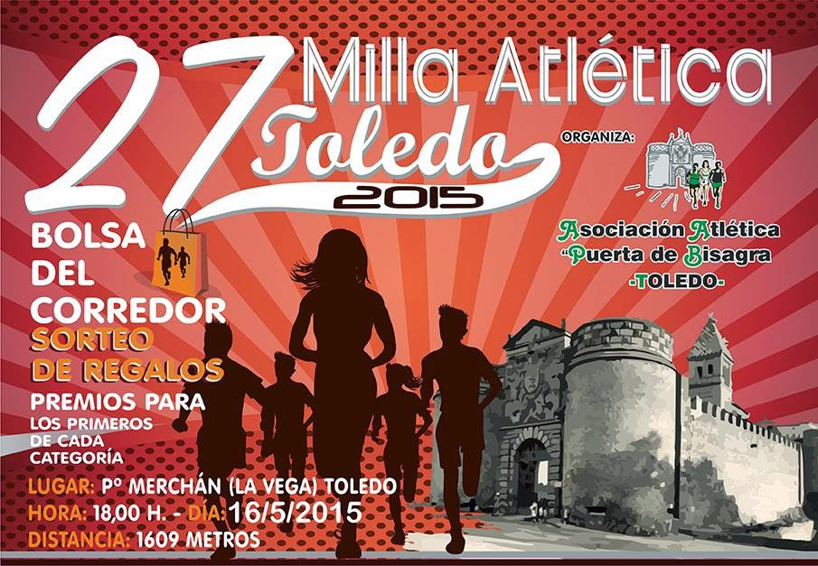 27ª Milla Atlética de Toledo