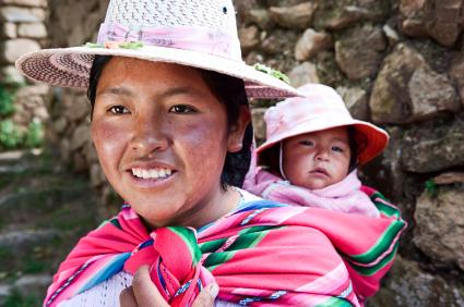 bolivan women