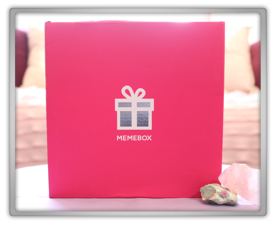 겟잇뷰티박스 by 미미박스 memebox beautybox Scentbox #6 Sweet Shop unboxing review preview box