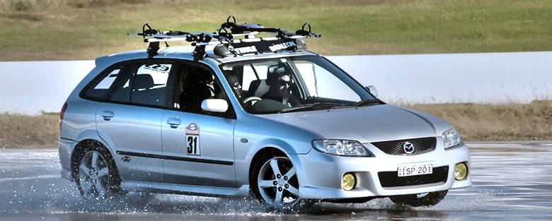 Mazda 323F BJ, Sport 20, japońskie auto, zdjęcia, kultowe