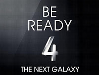 Galaxy S4 release on April, 16 at Verizon, T-Mobile, Sprint, AT&T and US Cellular