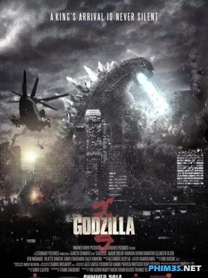 Quái Vật Godzilla - Godzilla(2014) full HD