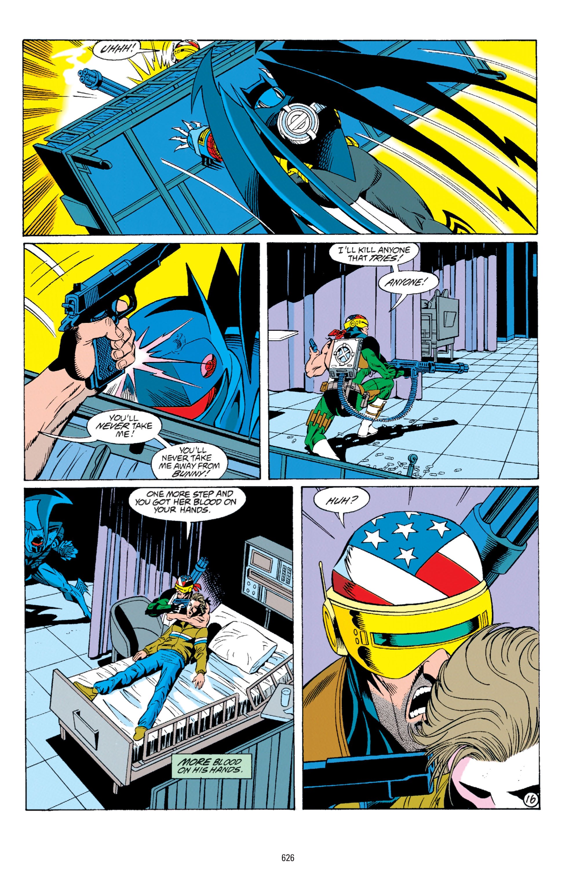 Detective Comics (1937) Issue #675 Page 16