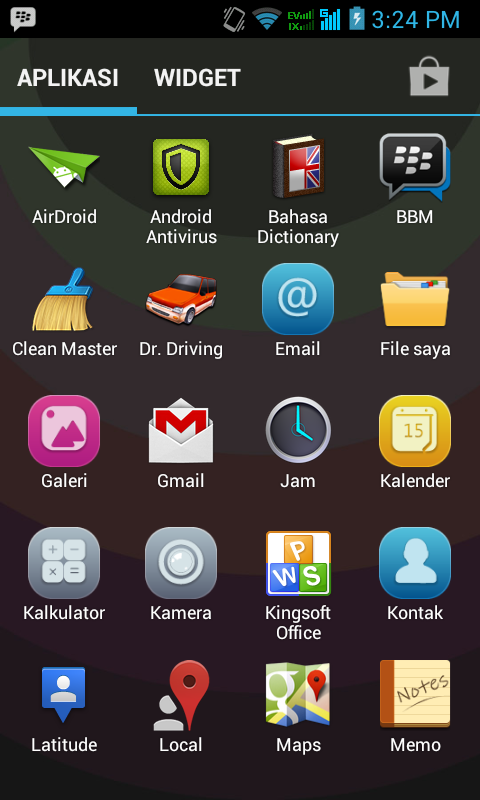 Download Aplikasi BBM For Android (BlackBerry Messanger)