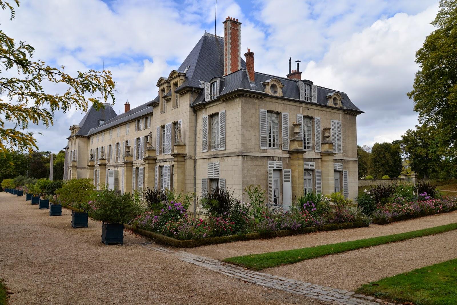 Cubo et excubo chateau de malmaison - Chateau de beauharnais ...