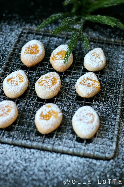 Italien, backen, Plätzchen, Weihnachtsbäckerei, einfach, xmas, Lemon Curd