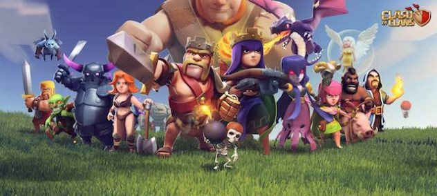 Clash of Clans Unlimited V7.200.19 MOD Apk (Clans Introduced)