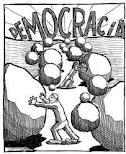 Democracia Representativa y Democracia Participativa.