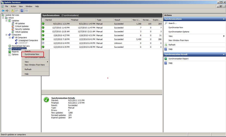 obscuresec: Speeding Up WSUS Downloads