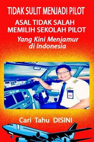 MAU JADI PILOT?