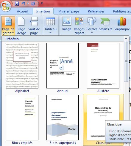 Telechager des logiciels gratuit cr er une page de garde - Telechargement de office word 2007 gratuit ...
