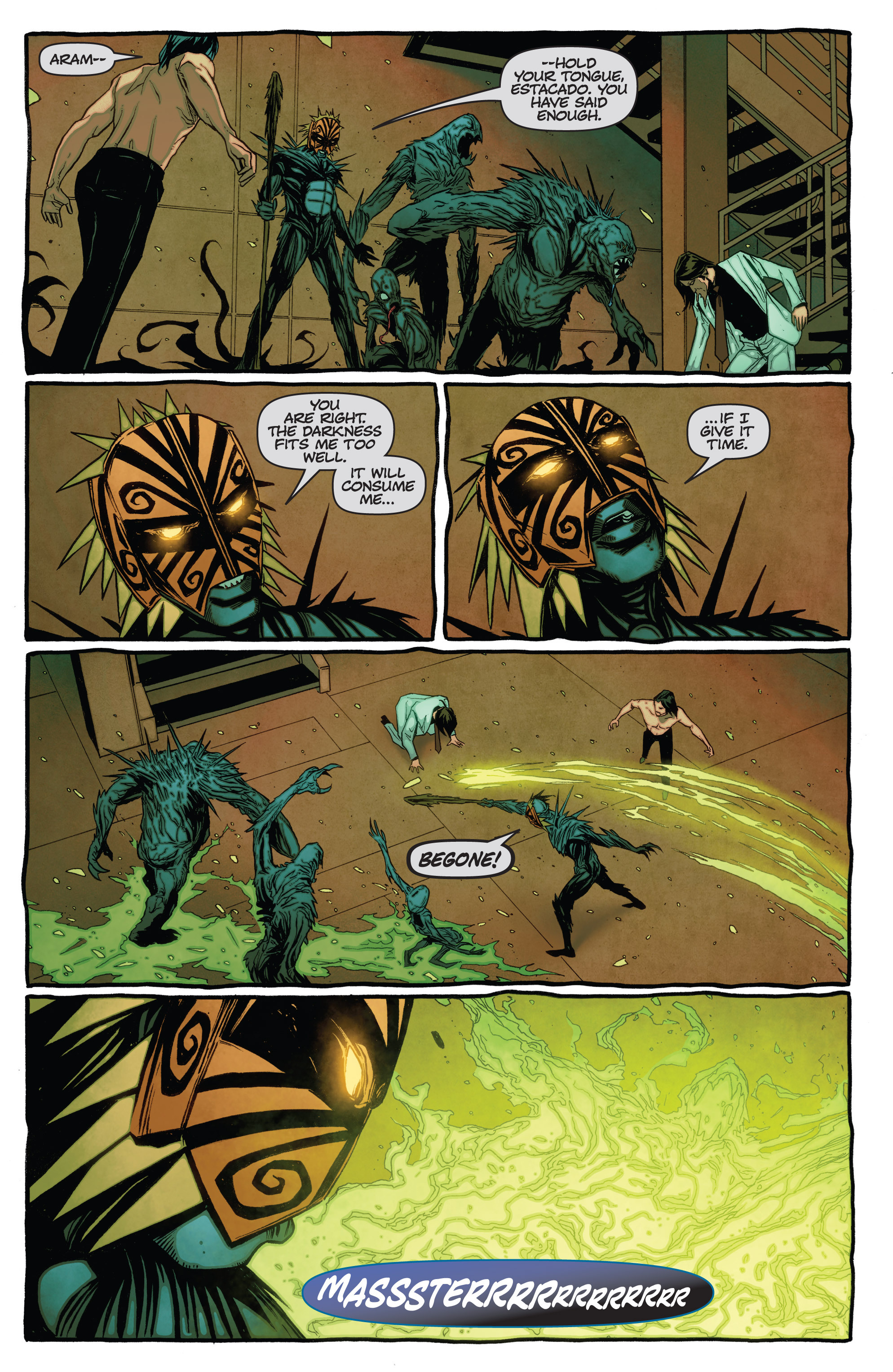 The Darkness (2007) chap 115 pic 13