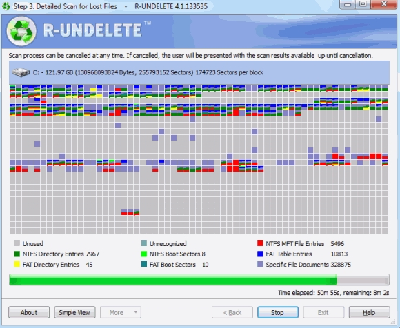 R-Undelete v4.9 build 159222