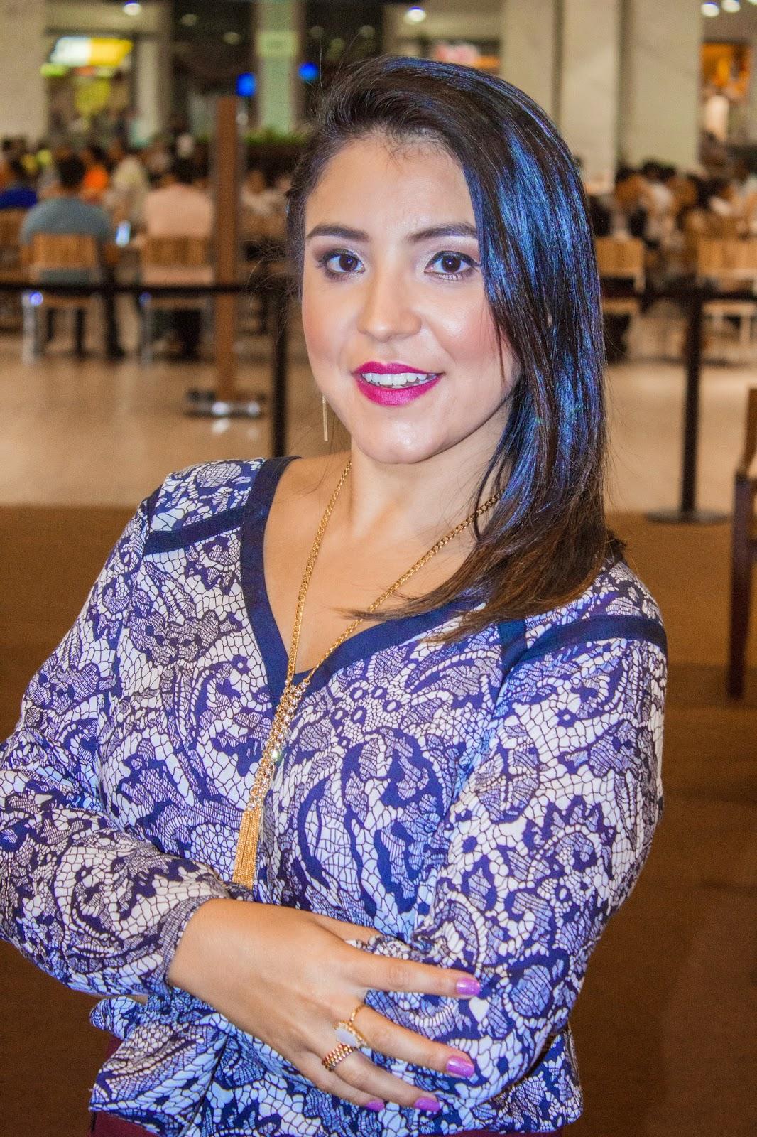 Dariane Vale- Blogueira de Moda de Brasília