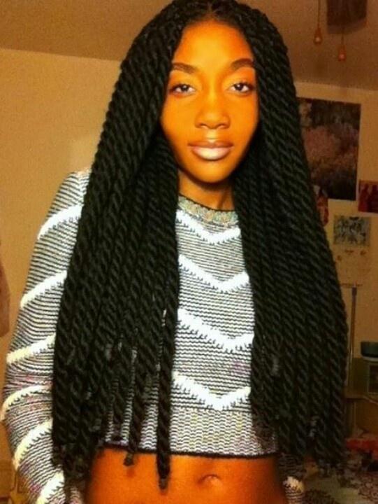 Senegalese Twists OR Poetic Justice Braids ????? | ♥ Deep