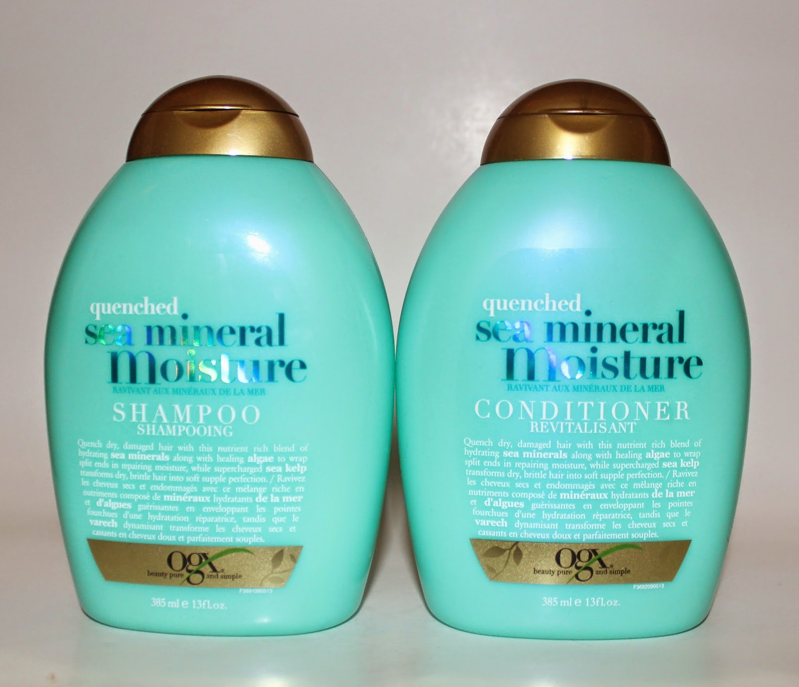 OGX Quenched Sea Mineral Moisture Collection