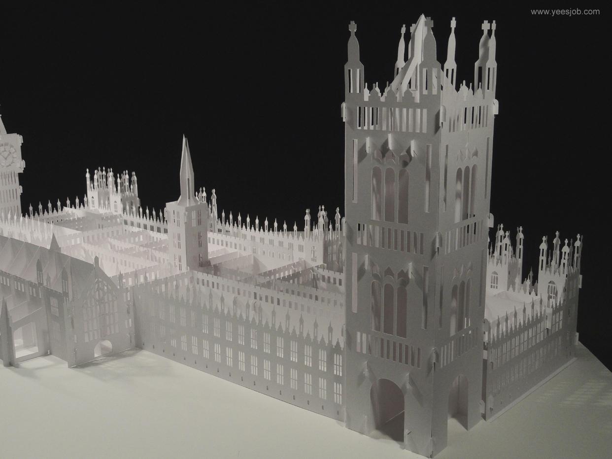 The Kingdom Of Origami Architecture
