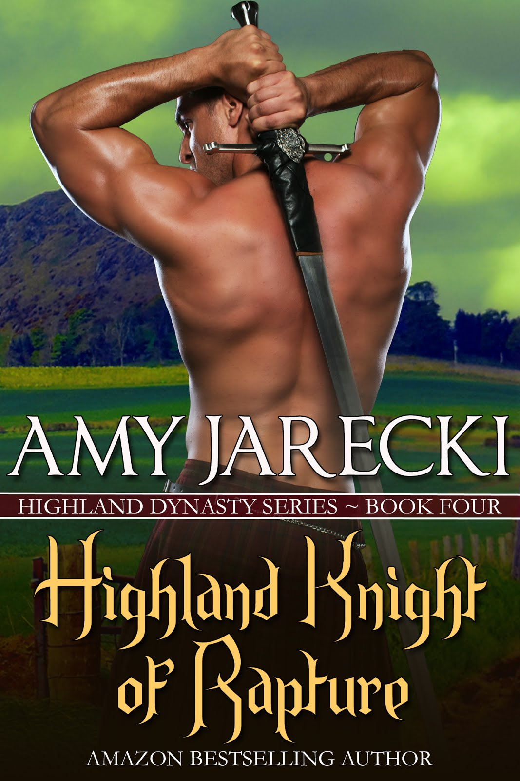 Highland Dynasty - Book 4