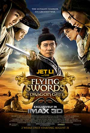 The Flying Swords Of Dragon Gate 2011 Dual Audio BluRay 720p