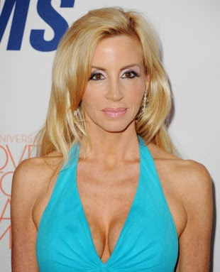 Chatter busy camille grammer endometrial cancer