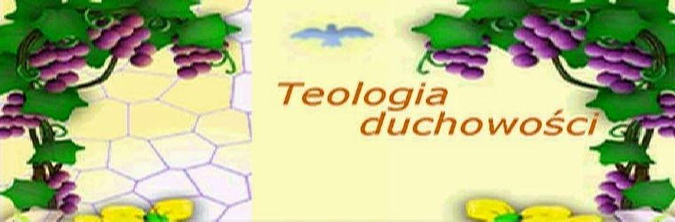 Teologia duchowości