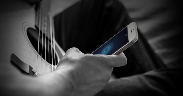 Aple new music memos app designed to help musicians