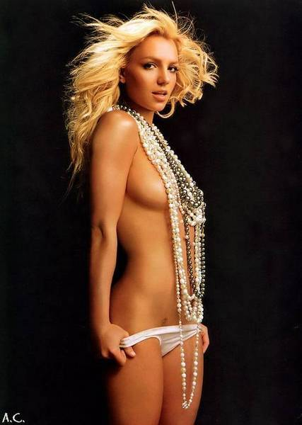 Something is. Britney spears hot body charming message