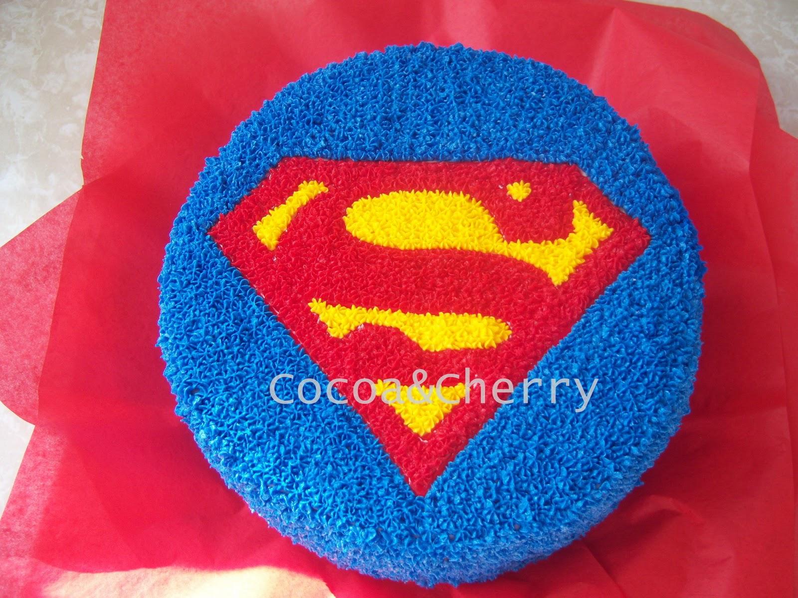 Cocoa Amp Cherry Pastel Superman