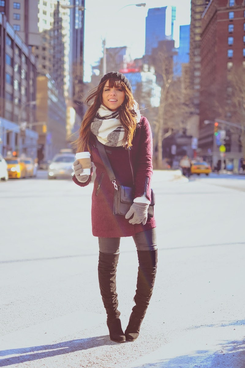 miami fashion blogger, fashion blogger, nany's klozet, daniela ramirez, nyc, new york, new york fashion week, winter fashion