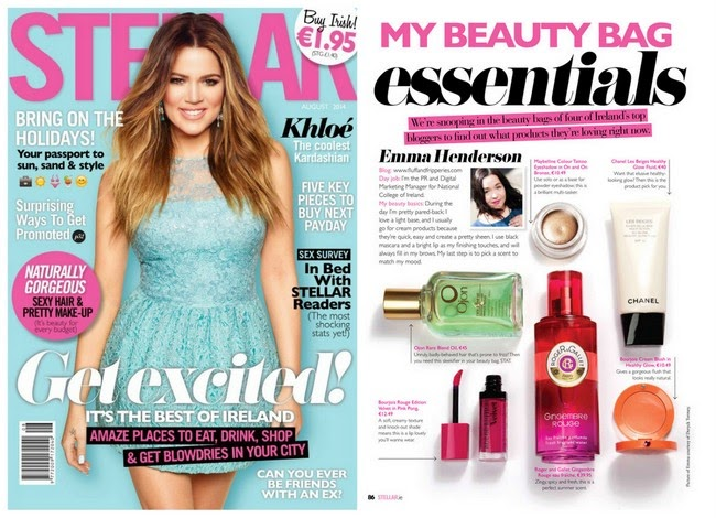 Fluff and Fripperies Beauty Blog In The Press