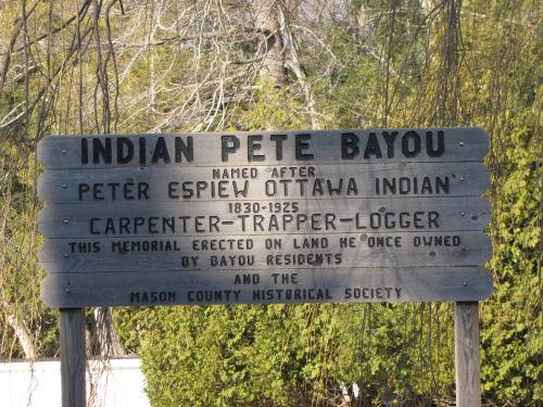 Indian Pete Bayou