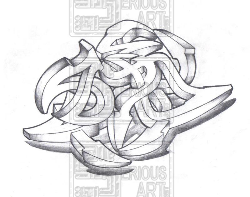Graffiti Drawings  Best Graffitianz