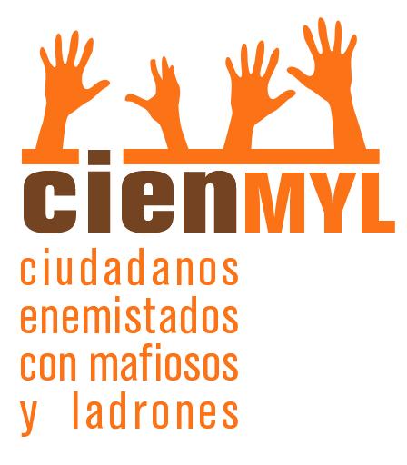 Arriba los de abajo logotipo del partido cienmyl for Logotipo del ministerio del interior