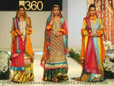 Mehndi-Dress-Collection