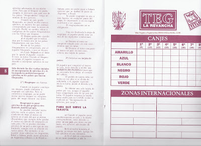 manual del teg hojas 8 y 9