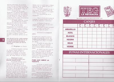 manual del teg hojas 8 y 9