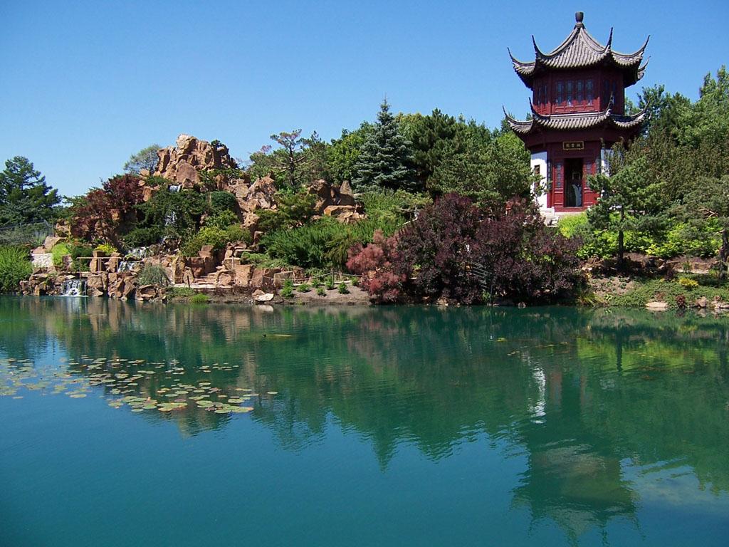 Voyages extra voyage au qu bec les attraits for Botanique jardin montreal