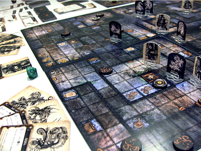Board game news Essen Speil 2013 machina arcana