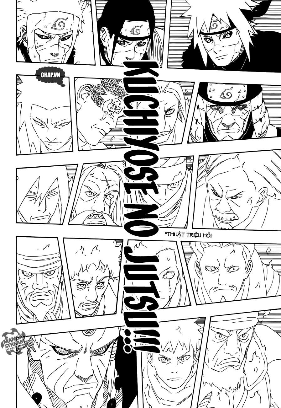 Naruto chap 690 Trang 12