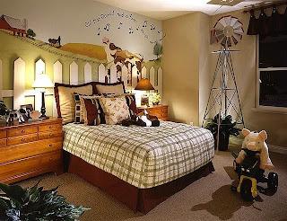 desain kamar tidur 8