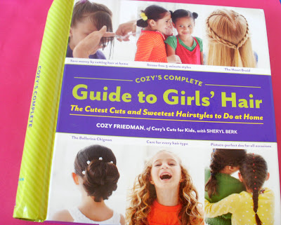 Cozy Cuts For Kids, Cozy Friedman, Fun Girls Hairstyles, Girls Hair Care Tips