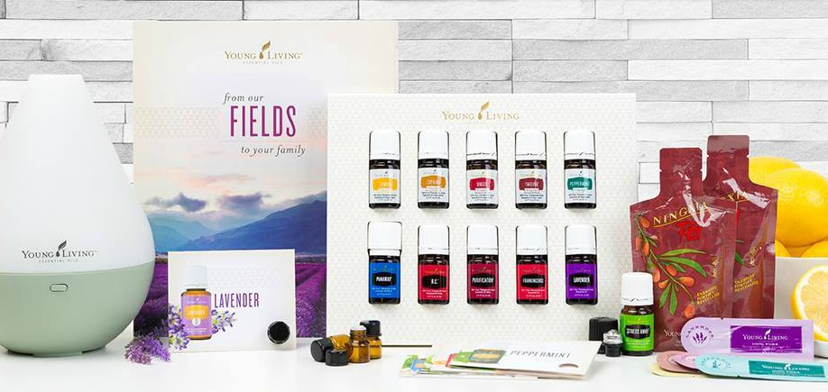 Join my amazing Young Living Journey! Click Starter Kit Photo for More Info!